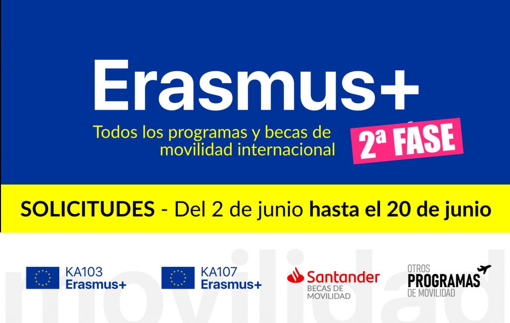 IMG Erasmus+ Estudios KA103 – 2ª FASE